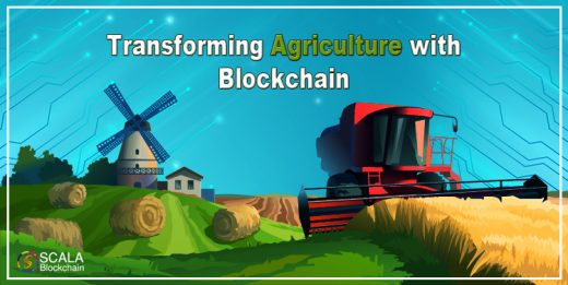 transforming agriculture with blockchain