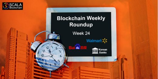 blockchain weekly roundup