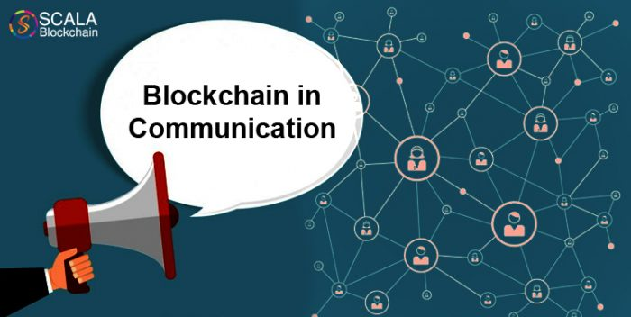 blockchain in communications