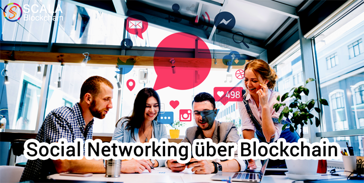 Social Networking über Blockchain