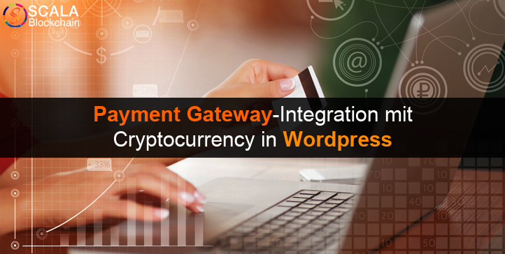 Payment Gateway-Integration mit Kryptowährung in WordPress