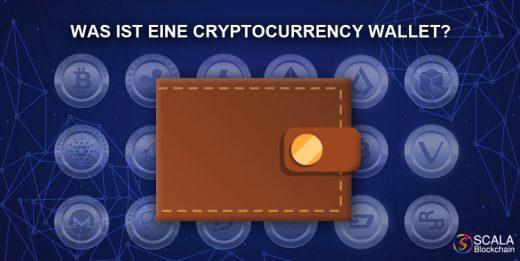 Kryptowährung Brieftasche